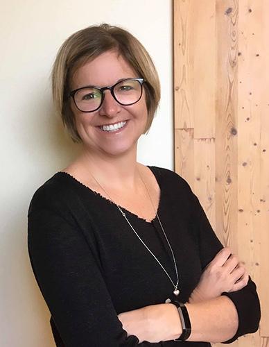 Myriam Laventure Psychoéducatrice, professeure titulaire et directrice du certificat en toxicomanie à l'Université de Sherbrooke