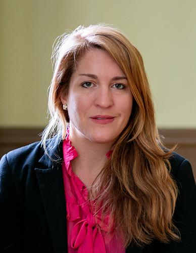 Caroline Fitzpatrick Professeure agrégée, Département de l'enseignement au préscolaire et au primaire à l'Université de Sherbrooke