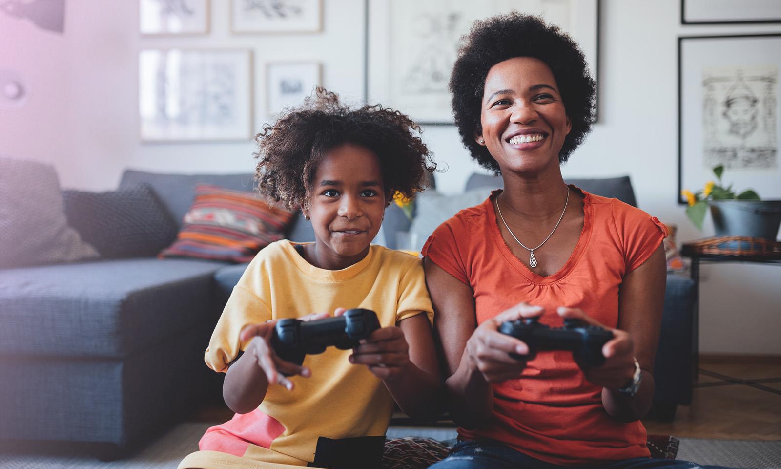 Jeux vidéo: 4 conseils pour faire un choix éclairé pour son enfant